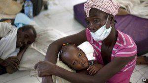 The epidemic has killed 8,000 people and many thousands have fallen sick